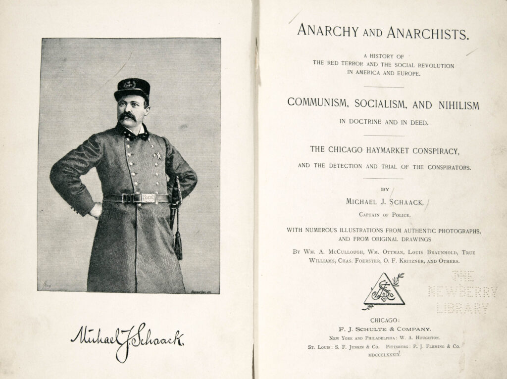 Anarchy and Anarchists. A History of the Red Terror and the Social Revolution in America and Europe